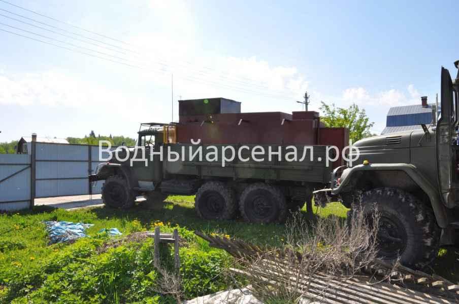 Бурение скважины в Ступинском районе, село Хатунь фото 3