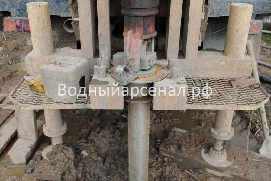 Бурение скважины в Сергиево-Посадском районе, деревня Путятино фото 4