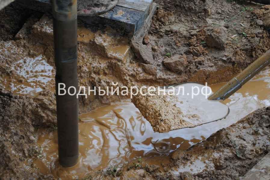 Бурение скважины в Ступинском районе, СНТ Лопасня фото 5