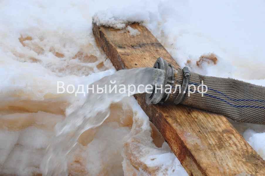 Бурение скважины в Солнечногорском районе, Поварово фото 7
