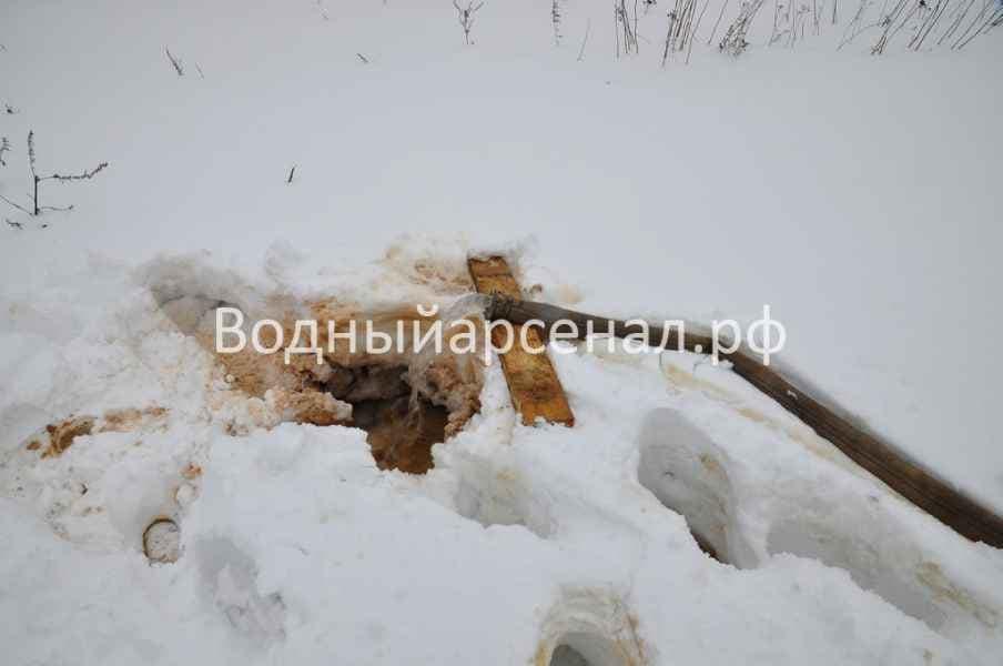 Бурение скважины в Истринскои районе, деревня Алехново фото 4