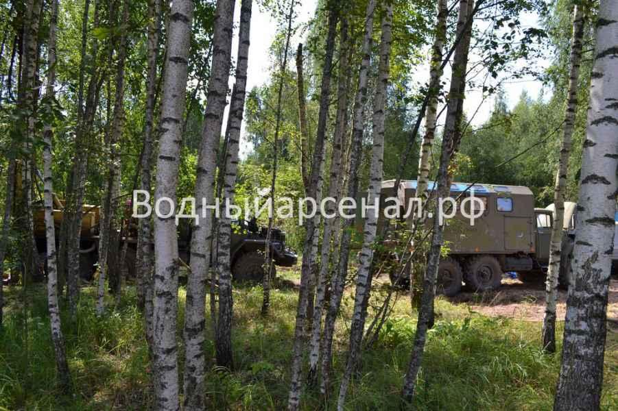 Бурение скважины в Рузском районе, деревня Ельники фото 2