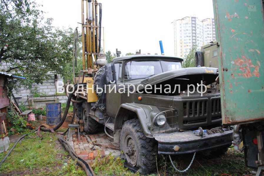 Бурение скважины в Люберецком районе Объект №05.09 фото 2