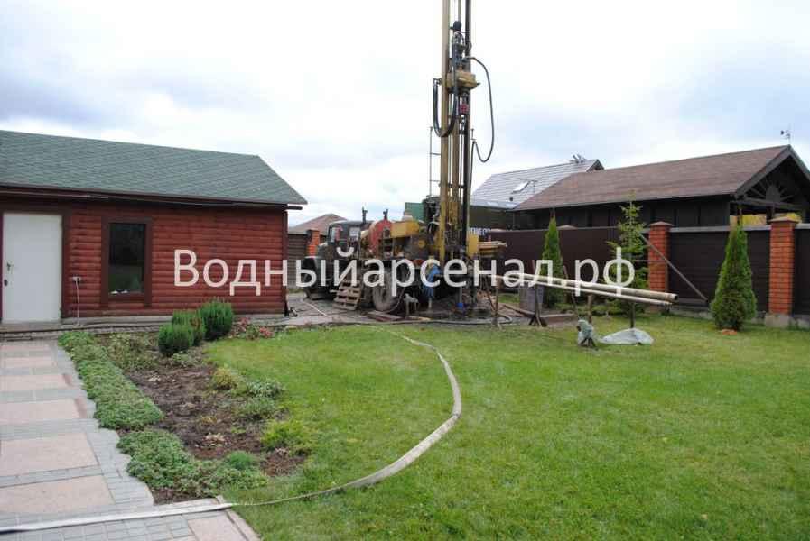 Бурение скважины в Истринском районе, царское село-2 фото 1