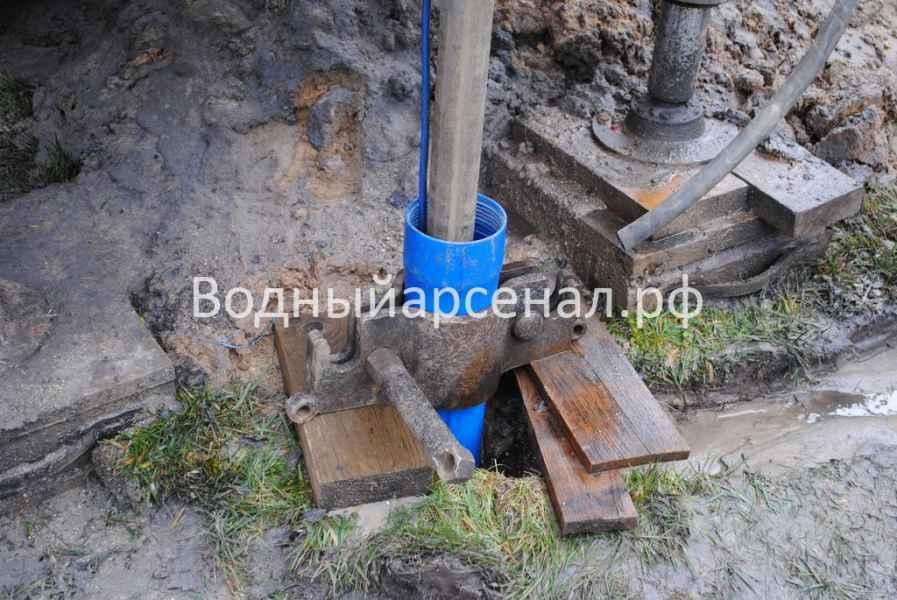 Бурение скважины в Истринском районе, царское село-2 фото 3