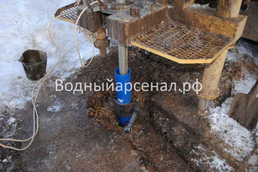 Бурение скважины в Дмитровском районе, садовые участки Дмитроград фото 5