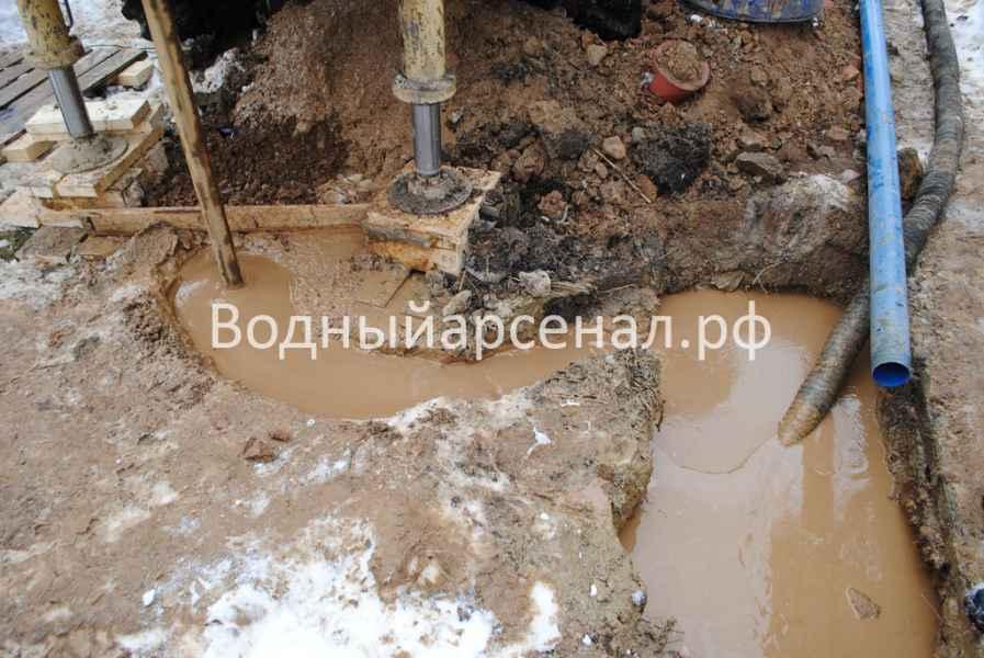 Бурение скважины в Дмитровском районе, СНТ Строитель-2 фото 4