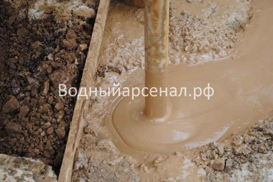 Бурение скважины в Дмитровском районе, СНТ Строитель-2 фото 5