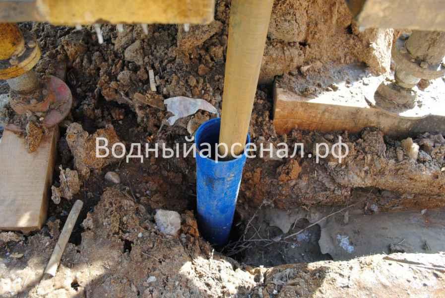 Бурение скважины в Мытищинском районе, СТ Борисовка фото 8