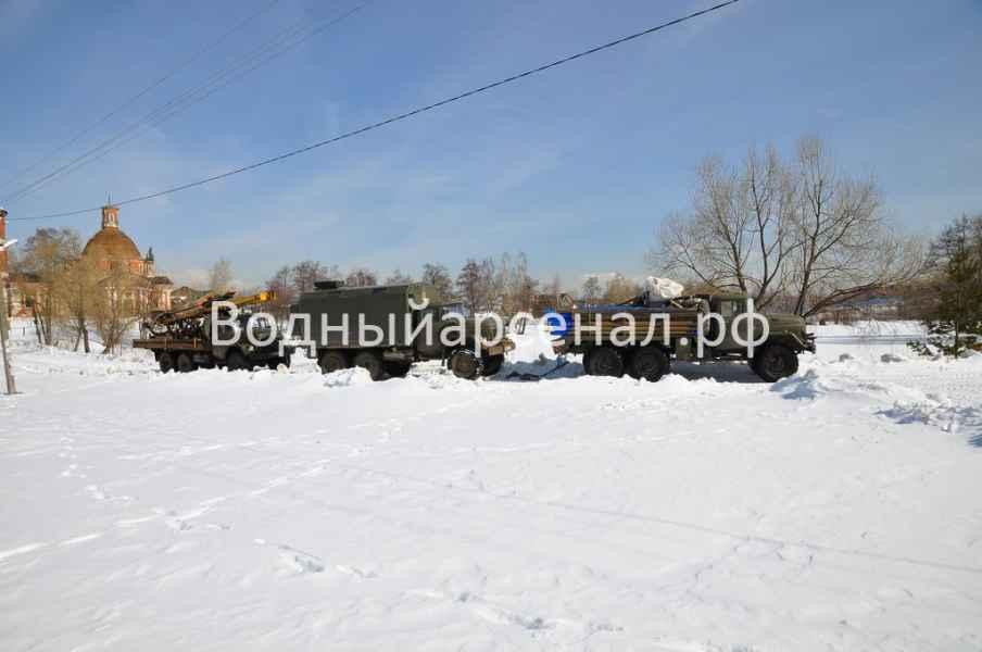 Бурение скважины в Солнечногорском районе, Чашниково фото 4
