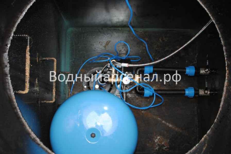 Фото бурения скважины на воду в Дмитровском районе